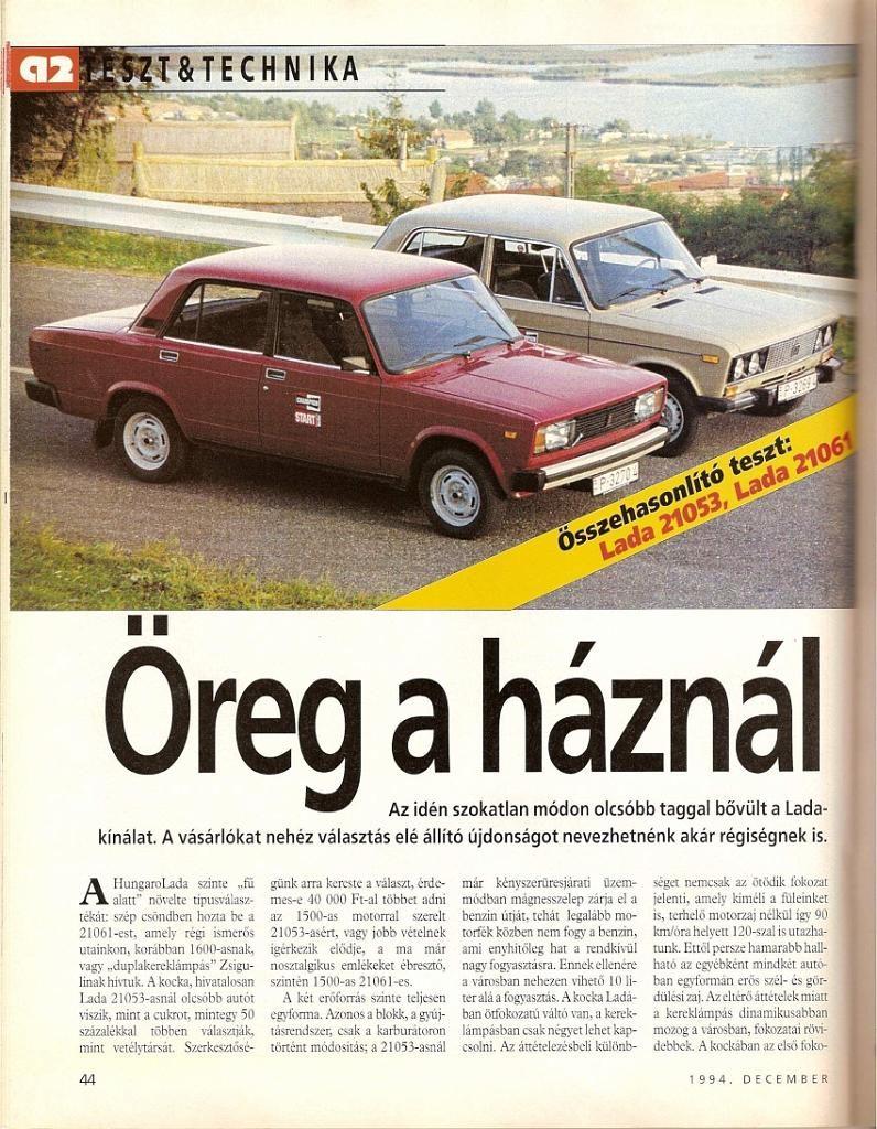 Korabeli újság cikkek magyar összehasonlítás