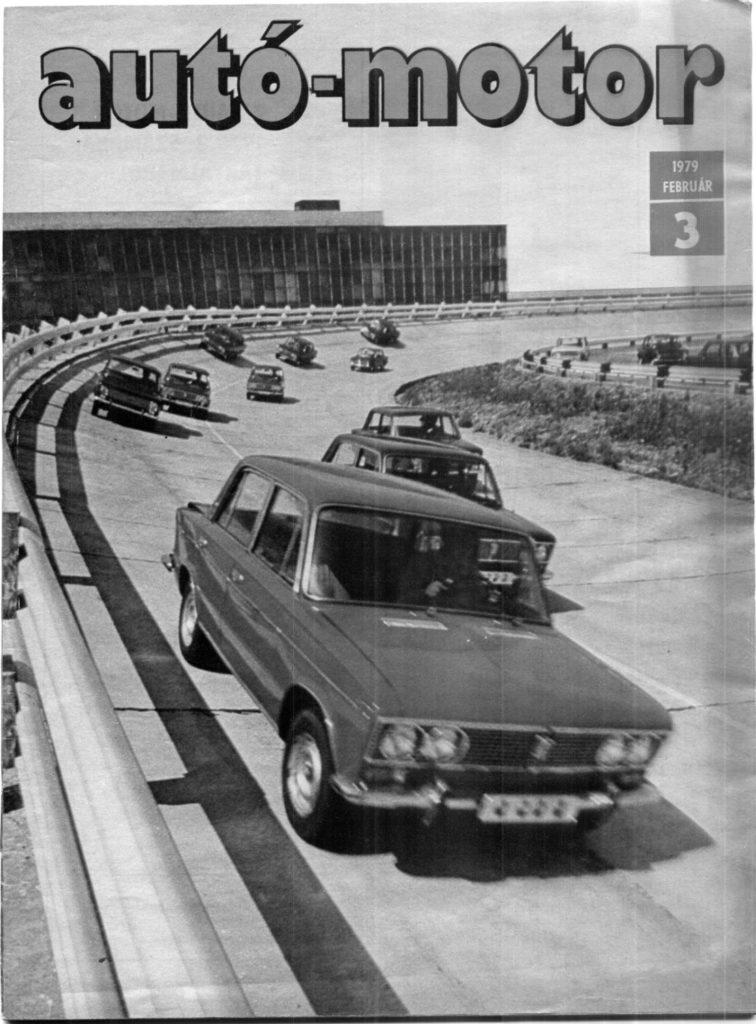 Korabeli autó motor cikk 1979.02.03