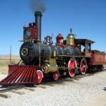 """Jupiter"" Locomotive 1886."